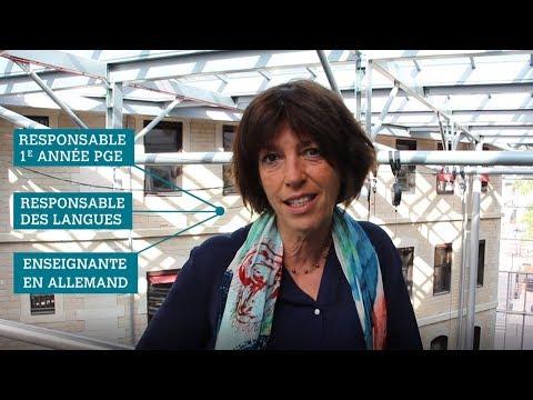 ESDES : Portrait de prof - Maria Bernard