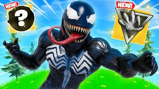 VENOM in FORTNITE (NEW MYTHICS!)