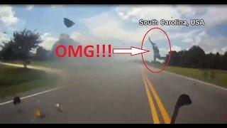 North America Car Crash Compilation