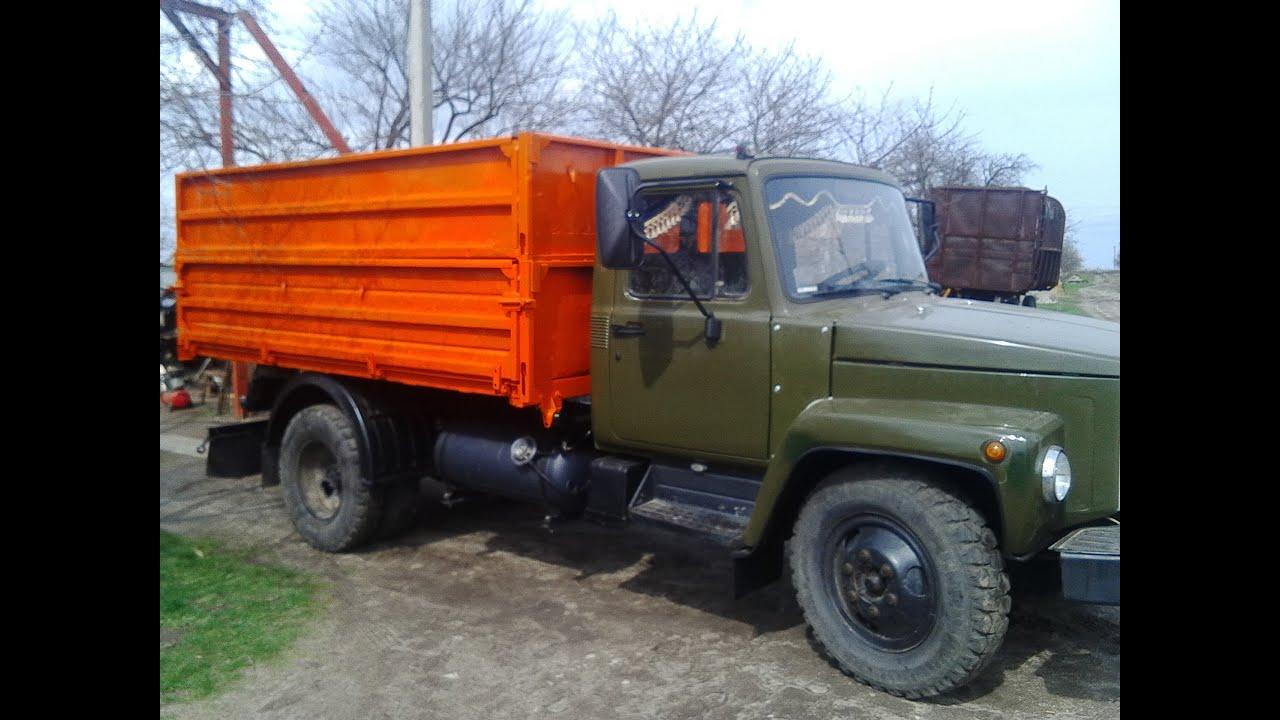 ГАЗ 3307 фото отчет ремонта / GAS 3307 photos report of ...