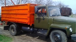 ГАЗ 3307 фото отчет ремонта / GAS 3307 photos report of repair