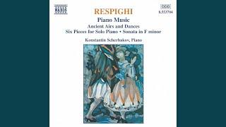 Play Antiche danze ed arie per liuto (Ancient Airs and Dances), P. 114 IV. Italiana
