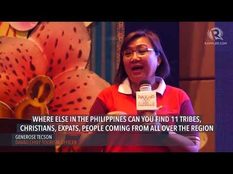 Duterte's hometown crafting 'non-politicized' tourism masterplan