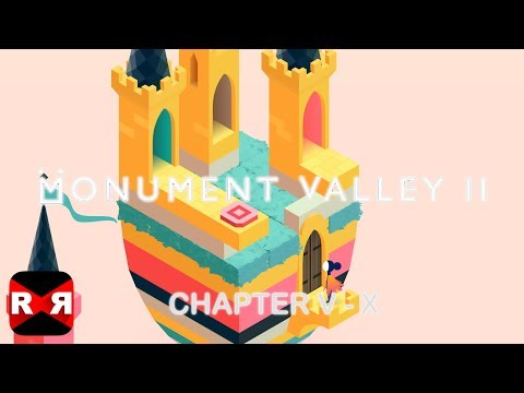 Monument Valley 2 - Chapter 5-10 Walkthrough Gameplay