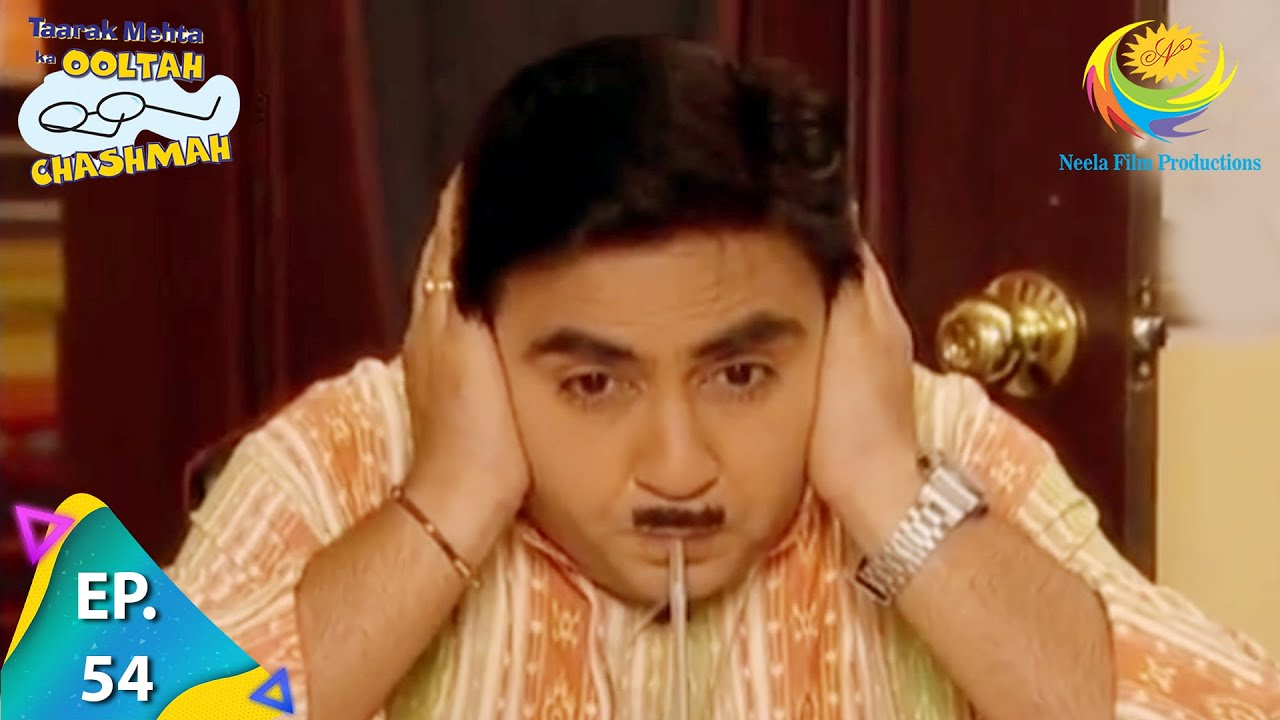 Download Taarak Mehta Ka Ooltah Chashmah - Episode 54 - Full Episode
