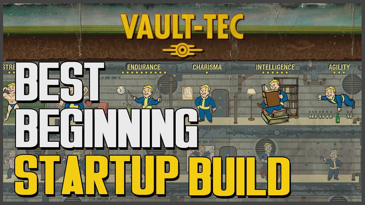 Fallout 4: BEST Beginning Starter Build (Specials & Perks - TANK ...