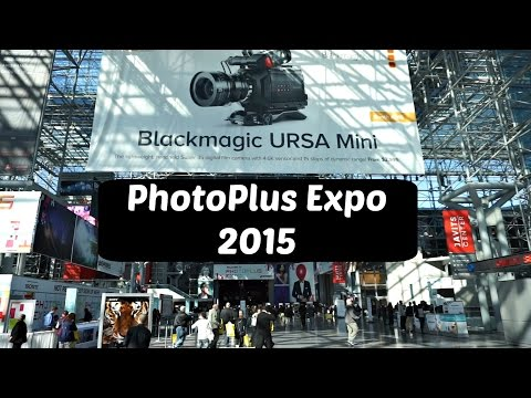 Photo Plus Expo 2015 Vlog (With Guest YouTubers/Photographers)