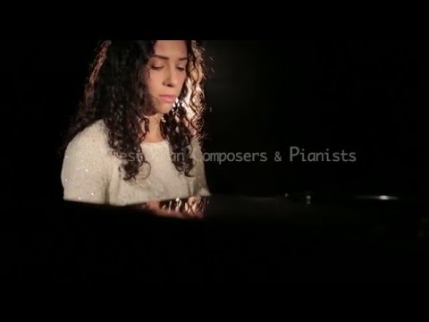 Letters to Palestine | Works for Solo Piano Album Promo