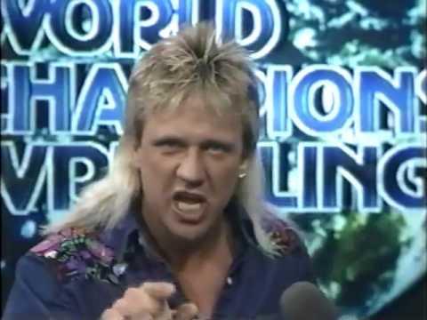 NWA World Championship Wrestling 4/4/87