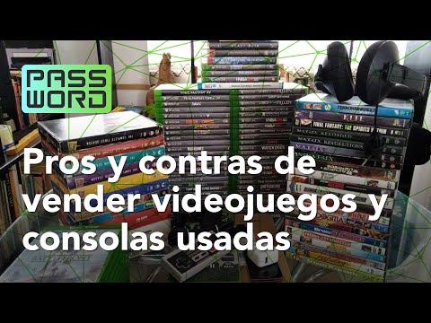 PASSWORD: Pros y contras de vender videojuegos y consolas usadas | BitMe