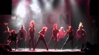 winners dance school girl's hiphop ( The union vol.4 ) guest show