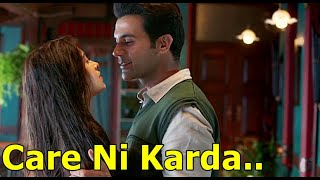 Care Ni Karda (Chhalaang) Yo Yo Honey Singh, Sweetaj Brar | Lyrics | Latest Bollywood Songs 2020