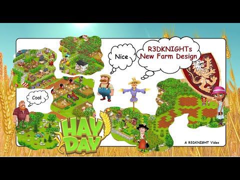how to find a farm in hay day