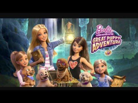 Барби потерянные сокровища мультфильм