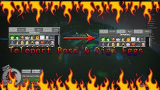 Roblox Script Digimon Aurity Teleport Digi Eggs Boss [Work]