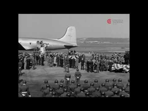Visita de Miguel Alemán a Washington, 1947