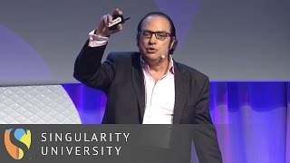 Disrupting Finance with AI | The Future of Energy | Singularity University