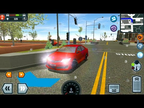 car driving school simulator 2 android gameplay fhd youtube. Black Bedroom Furniture Sets. Home Design Ideas