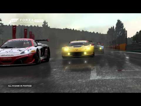 Forza Motorsport 6 Apex: Windows 10 Announcement Trailer (4K)