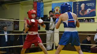 Краснолучские боксеры завоевали семь золотых медалей в Первенстве ЛНР