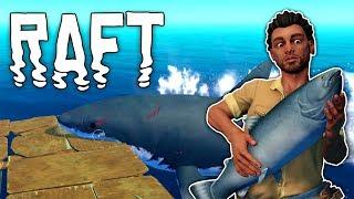Raft #06 | Fish N Chips  | Gameplay German Deutsch thumbnail