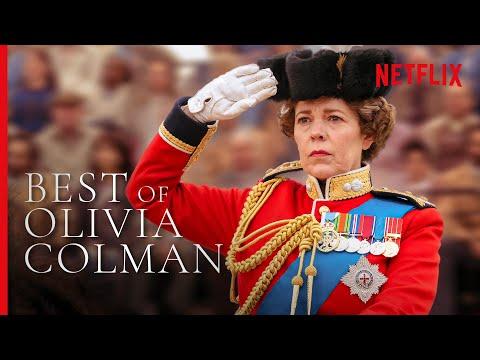 Best of Olivia Colman as Queen Elizabeth II   The Crown