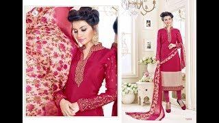Latest Indian Dresses Collections 2017 || Salwar kameez || Kala Fashion Silky Vol 72