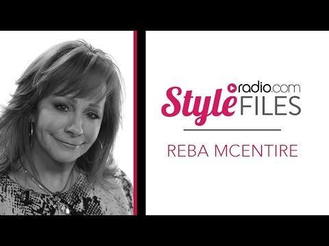 Reba McEntire's Own 'Tough-Sexy' Fashion Industry for Style Files