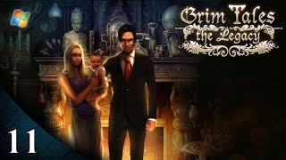 Grim Tales 2 : The Legacy【PC】 Part 11  「Playthrough │ No Commentary」