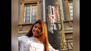 Angelica Hale getting ready and excited about AGT Champions - championsity