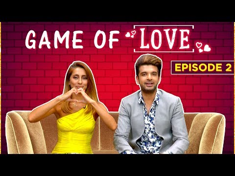 How Well Karan Kundra & Anusha Dandekar Know Each Other | Game of Love Episode 2