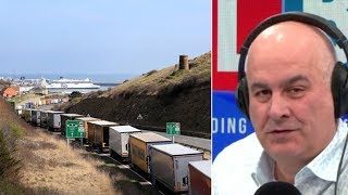 Caller Who Used To Run Port Of Dover On What No-Deal Brexit Will Really Mean