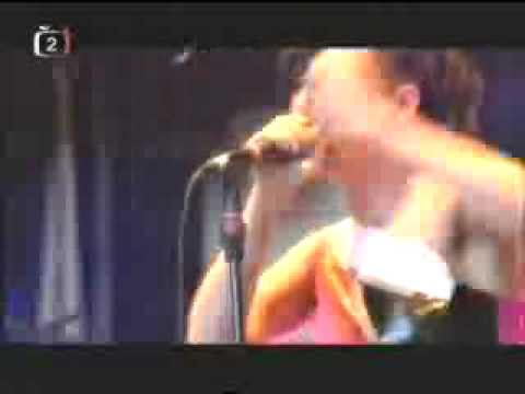 Le Tigre - Seconds - live Belfort France 2005