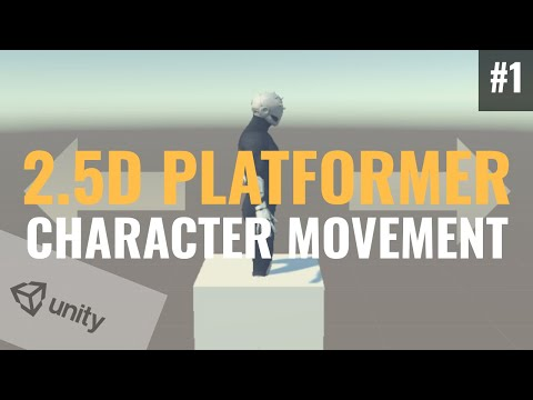 #1 Character Movement | Unity Game Development Course thumbnail