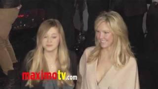 """Heather Locklear &  Ava Sambora """"Breaking Dawn Part 1"""" World Premiere ARRIVALS"""