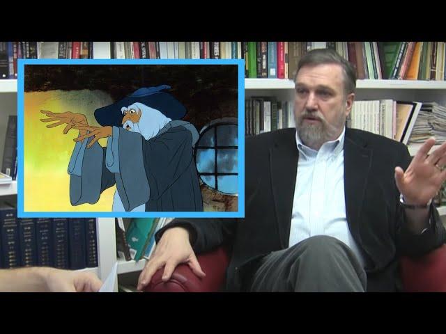 Doug Wilson and N.D. Wilson talk Magic in Literature Part 1