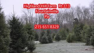 Highland Hill Farms Hunter access program for 2016   In Bucks County