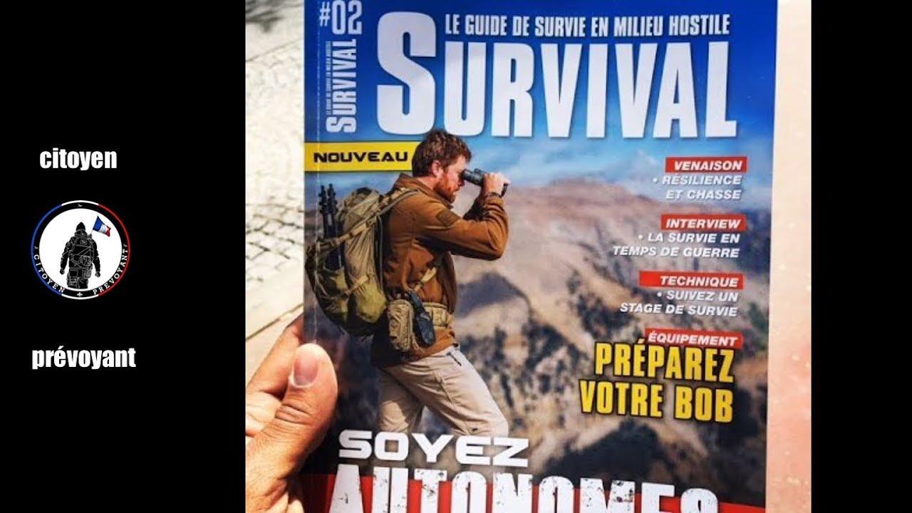 Survival Le guide de survie en milieu hostile 2 YouTube