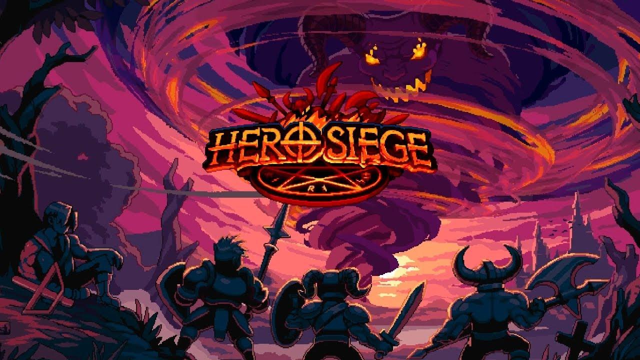 Hero Siege 3.0 Launch Trailer 2019