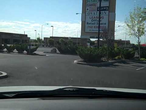 Commercial Real Estate In Las Vegas Sitting Vacant