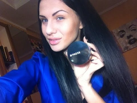 Лиана Малиновская - Косметика Paese. Основа под макияж, тональный крем и пудра