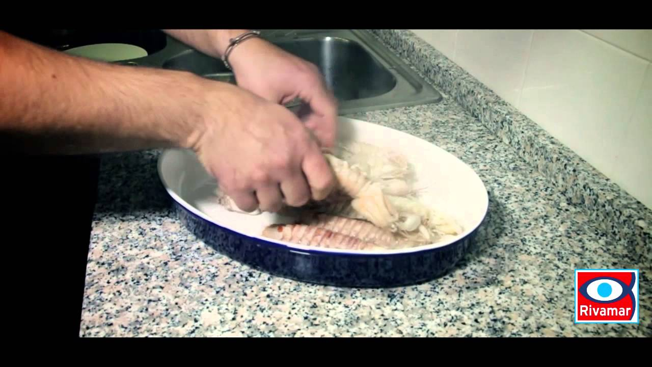 canocchie -- la ricetta di rivamar - youtube - Cucinare Le Canocchie