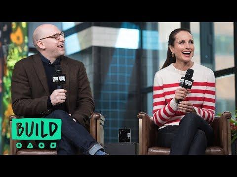 """Andie MacDowell & Russell Harbaugh Speak On Their Film, """"Love After Love"""""""