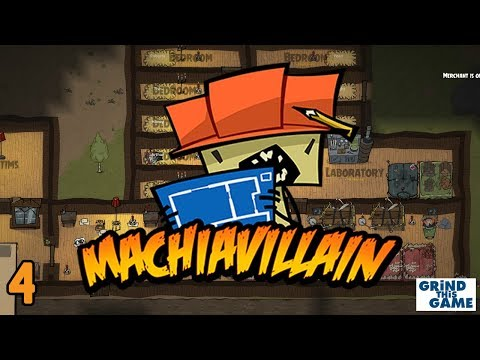 MachiaVillain Gameplay #4 - Entertainment for Victims
