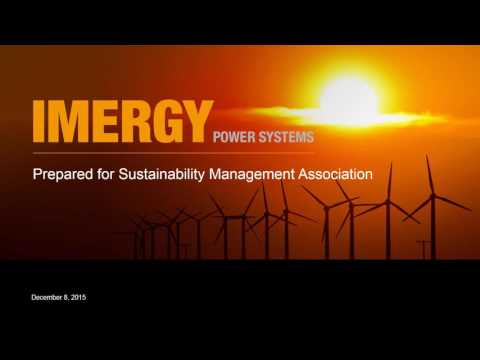 2015-12-08: Flow Batteries - New Solution for Renewable Energy