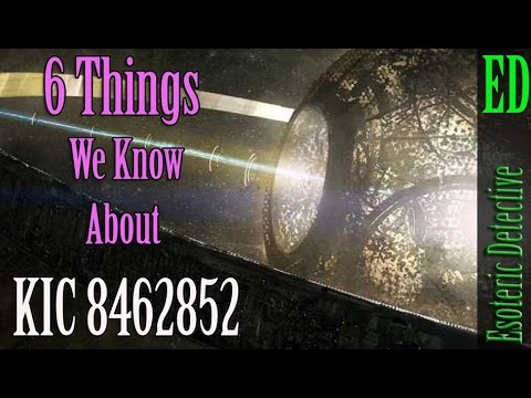 6 Things We Know About KIC 8462852  (Tabby's Star)