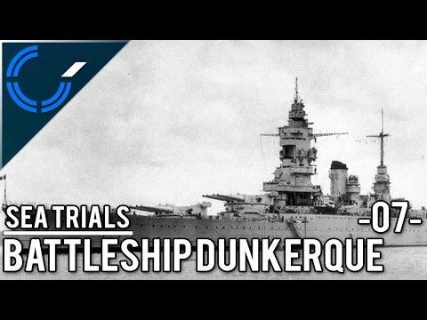 Sea Trials - 07 - Battleship Dunkerque - World of Warships Ranked Battles