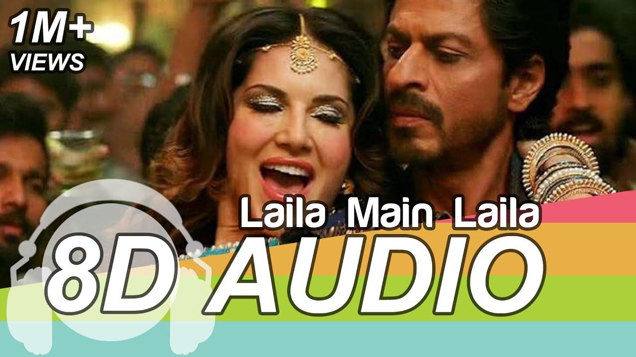 Laila Main Laila Full Video (4K UHD) Raees | Shah Rukh Khan | Sunny Leone | Pawni Pandey | 4K |