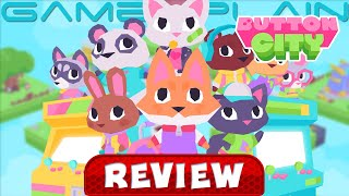 Button City - Is it Good ol' Wholesome Fun? - REVIEW (Switch) (Video Game Video Review)