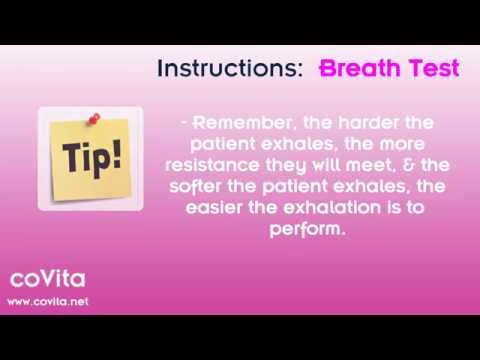 Gastro+ Gastrolyzer Hydrogen Breath Test Training